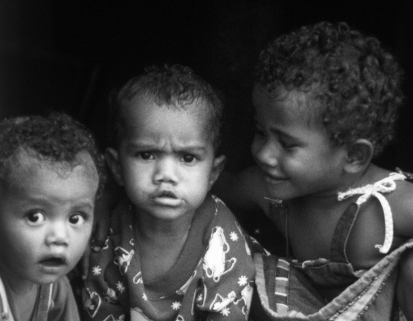 bambini alle fiji
